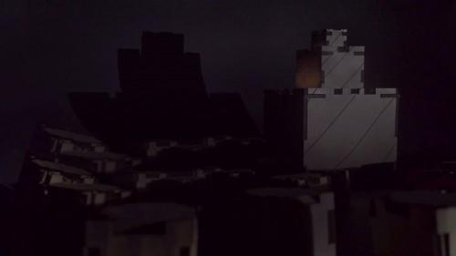 """Night falls for the Great Behemoth"" (Shot 2)"