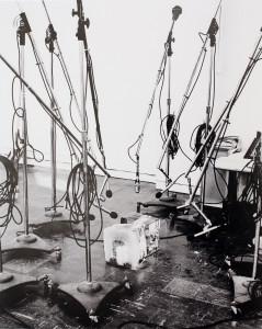 Photo of the original 1970 installation