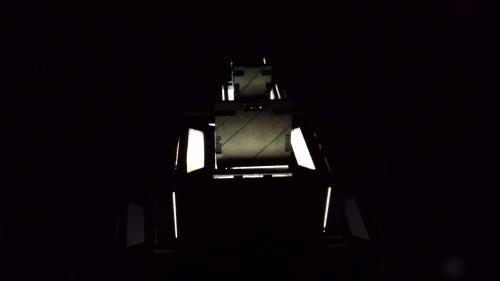 """Night Falls for the Great Behemoth"" (Shot 3)"