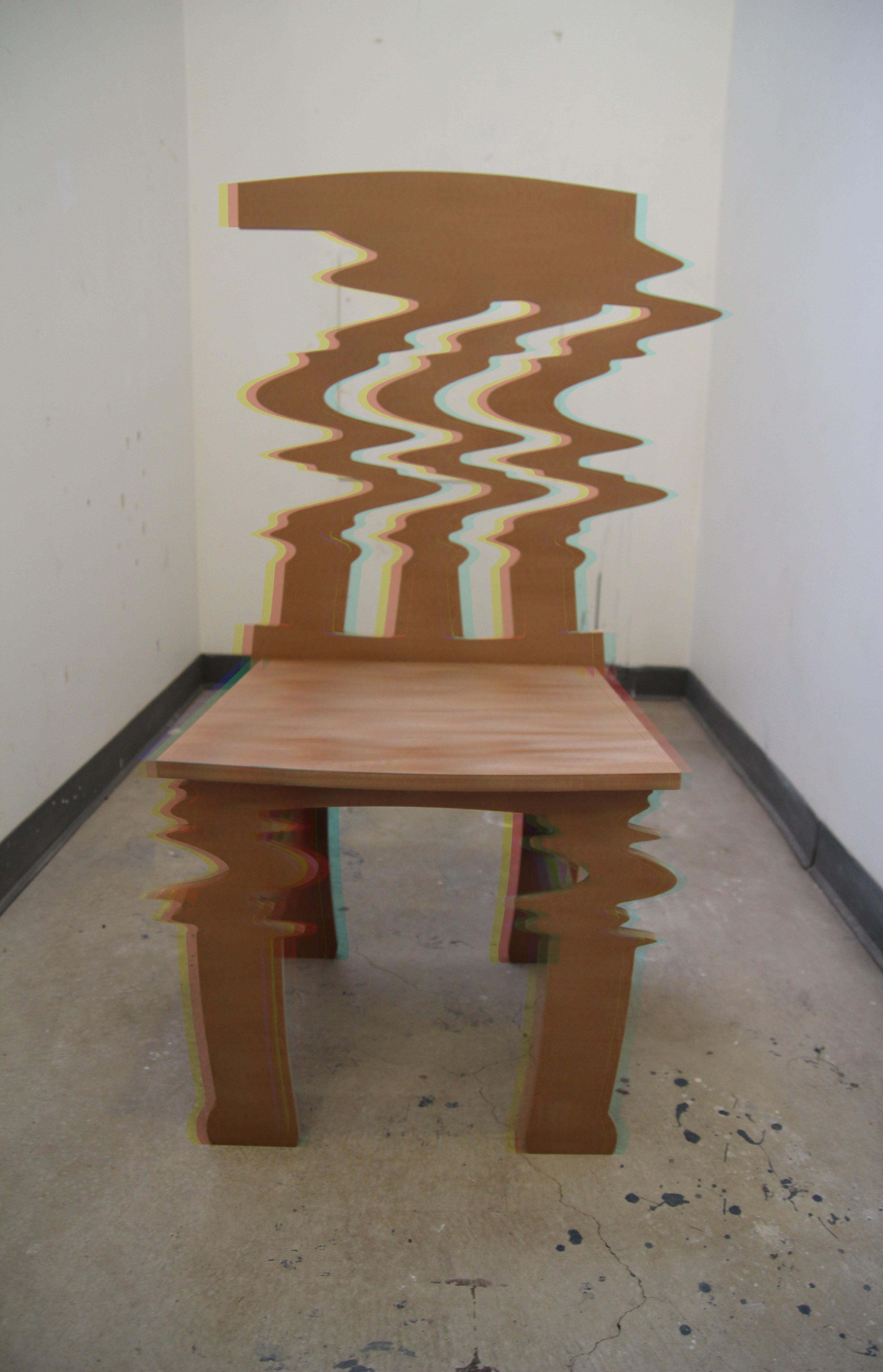 glitch chair